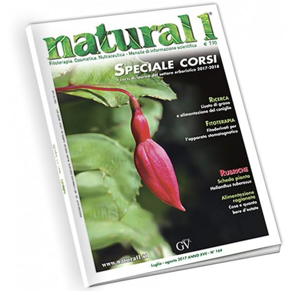 Natural 1 - Luglio/Agosto 2017 (n°164)