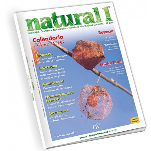Natural 1 - Gennaio/Febbraio 2005 (n°39)