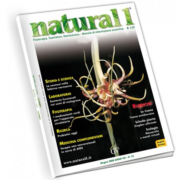 Natural 1 - Giugno 2008 (n°73)