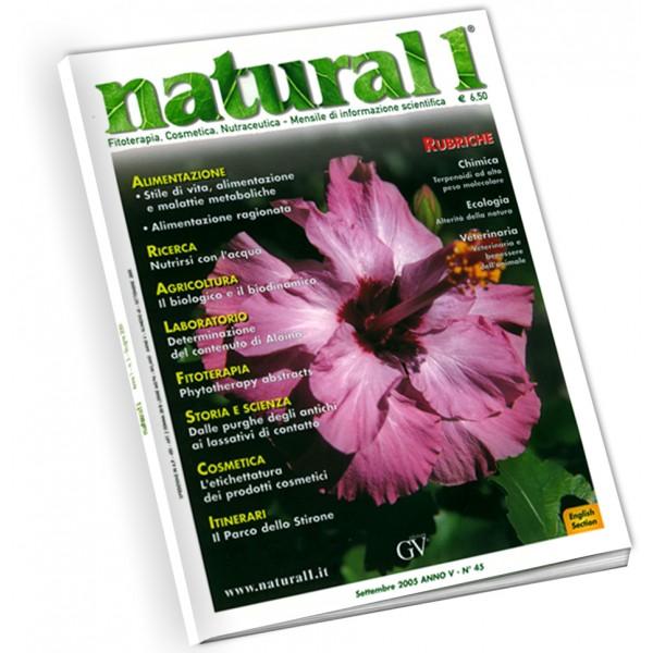 Natural 1 - Settembre 2005 (n°45)